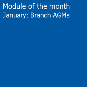 module of the month